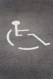 foru parking Obrazy Royalty Free