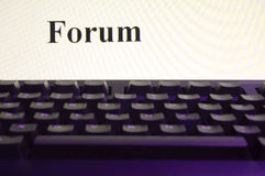 Forum Royalty Free Stock Images