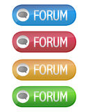 Forum Royalty Free Stock Photo