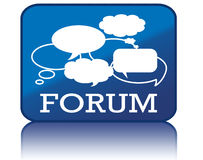 Forum Royalty-vrije Stock Foto