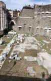 Forum of Augustus in Rome, Italy Stock Photo
