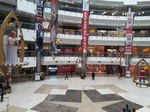 Forum centrum handlowe zdjęcia stock