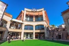 Forum centrum handlowe Obrazy Stock