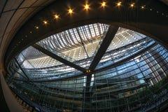 Forum d'international de Tokyo Photos libres de droits