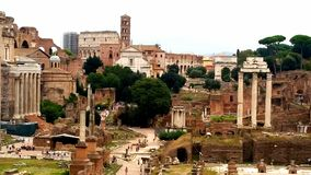 The Forum Stock Images