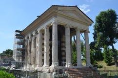 Forum de Portunos Boario de temple. Photographie stock