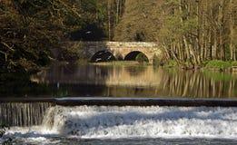 Forum Dorset de Stour Blandford de rivière images stock