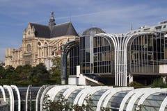 forum halles des Zdjęcia Stock