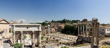 forum Italy romanum Rome Fotografia Royalty Free