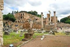 forum Italy rzymski Rome fotografia royalty free