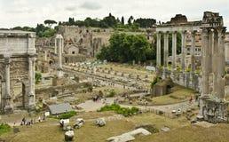 forum Italy rzymski Rome Zdjęcia Royalty Free