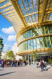 Forum Les Halles in Paris, France Stock Image