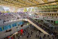 Forum Les Halles in Paris, France Stock Photos