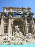 'forum Robi zakupy'; centrum handlowe łączący caesars palace fotografia stock