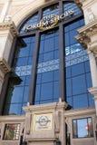 Forum Robi zakupy przy Caesar pałac hotelem i kasynem w Las Vegas, Nevada Obraz Stock