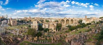 Forum in Rom stockfotos