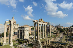 Forum a Roma Italia Fotografie Stock