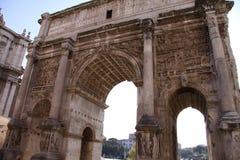 Forum romain images stock