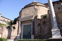 Forum romain photo libre de droits
