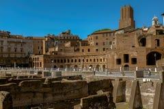 Forum romain Image stock