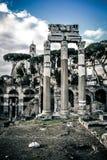 Forum romains Photographie stock libre de droits