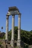 forum romana Rzymu Zdjęcie Royalty Free