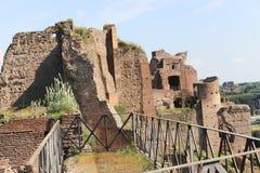 forum romana Rzymu Zdjęcie Stock