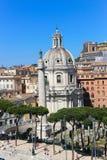 forum romana Rzymu Fotografia Royalty Free