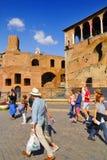 FORUM ROMANO, ROMA, ITALIA 24 SETTEMBRE Immagini Stock Libere da Diritti