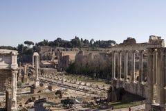 Forum Romanum Image stock