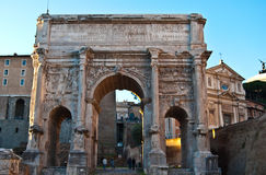 Forum Romanum Stock Photos