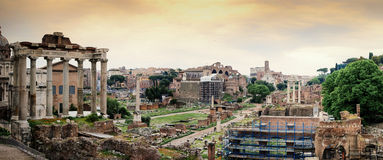 Free Forum Romanum Stock Images - 37362504