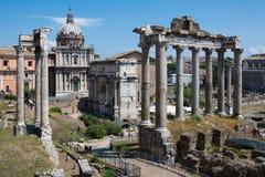 Forum Romanum Images libres de droits
