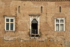 Forum romanum, detail Royalty Free Stock Photography