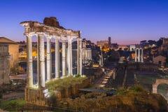 Forum Romanum, Italie image libre de droits