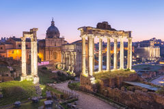 Forum Romanum, Italie photographie stock