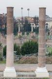 Forum Romanum, Italie Images stock