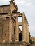 Forum Romanum - Rom Stockfotos
