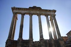 Forum Romanum, Rome, Italy Royalty Free Stock Image