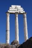 Forum Romanum, Rome, Italy stock image