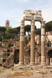Forum Romanum Rome Italy Stock Images