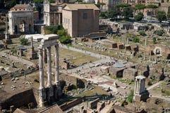 Forum Romanum, Rome, Italy Stock Photos