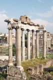 Forum Romanum, Rome. Italy travel Royalty Free Stock Images
