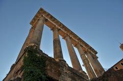 Forum Romanum view Stock Photos