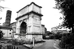 Forum, Rome Stock Images