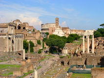 Forum, Rome, Italy Stock Photography