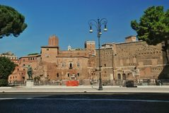Forum in Rome, Italy Royalty Free Stock Photography