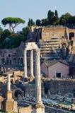 forum rzymski obraz royalty free