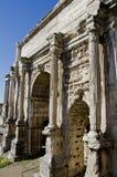 forum rzymski obraz stock