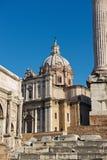 forum rzymski Rome obraz royalty free